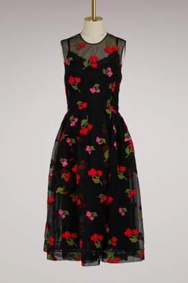 Simone Rocha Pocket Bell Tulle Dress