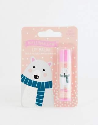 Beauty Extras I Love Holidays Carded Lip Balm Polar Bear