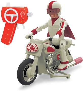 Disney Toy Story 4 RC Duke Kaboom Motorcycle Playset