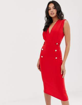 ef1b939bd637 Girl In Mind sleeveless blazer dress