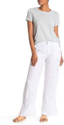XCVI Linen Flared Pant