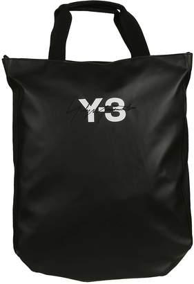 Y-3 Y 3 Logo Tote