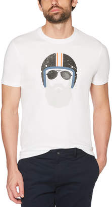 Original Penguin BIKER BEARD AND SPEC TEE