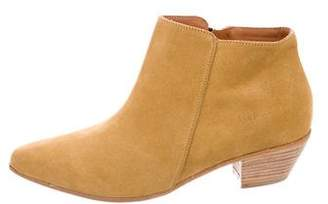 Common Projects Suede Ankle Boots w/ Tags