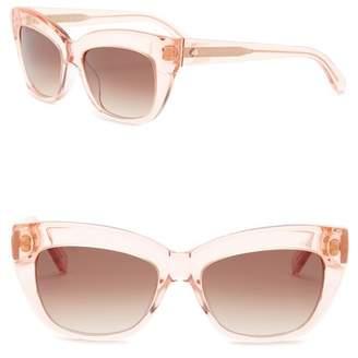 Kate Spade Women's 50mm Cat Eye Sunglasses