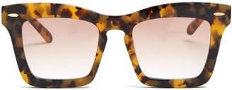 Banks tortoiseshell acetate sunglasses