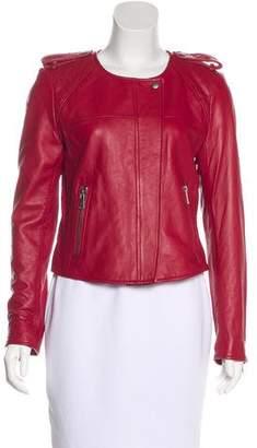 Joie Leather Biker jacket w/ Tags