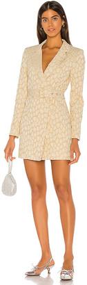 Lovers + Friends Jay Blazer Dress