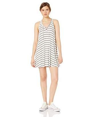 Billabong Women's Easy Dreamin Dress, Cool Whip XS