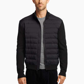 James Perse SWEATER PUFFER COMBO