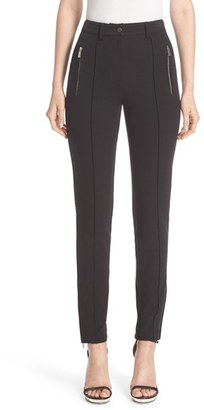 Women's Michael Kors Stretch Skinny Pants $695 thestylecure.com