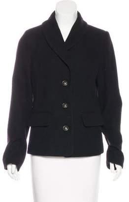 Rachel Zoe Shawl Collar Structured Blazer