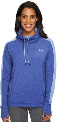 Under Armour Featherweight Fleece Funnel Neck Sweatshirt Women's Sweatshirt
