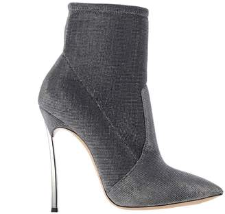 Casadei Heeled Booties Shoes Women