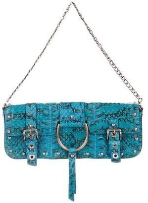 Dolce & Gabbana Python Shoulder Bag