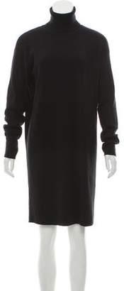 MICHAEL Michael Kors Turtleneck Knee-Length Dress