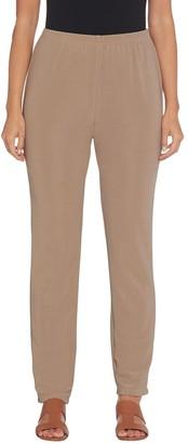 Susan Graver Essentials Lustra Knit Tall Skinny Pants