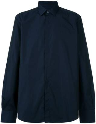 Lanvin classic collared shirt