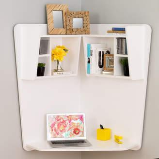 Zipcode Design Dowlen Corner Floating Desk