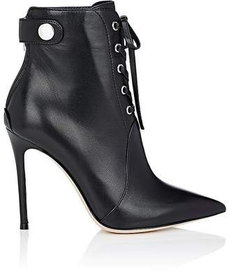 Gianvito Rossi Women's Lace-Up Ankle Boots
