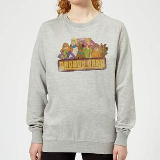 Scooby-Doo Groovy Gang Women's Sweatshirt