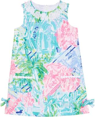 Lilly Pulitzer R) Little Lily Shift Dress