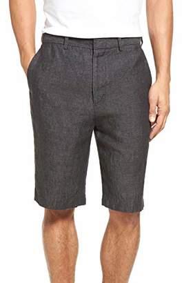 Vince Men's Linen Relaxed Short