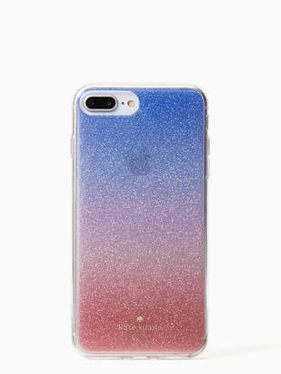 Kate Spade Sunset Glitter Ombre Iphone 8 Plus Case