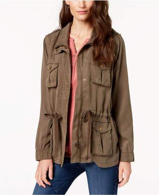 Style&Co. Style & Co Cargo-Pocket Jacket