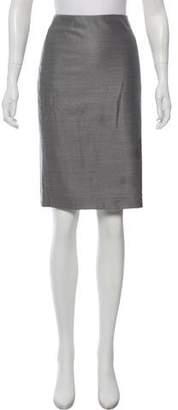 Max Mara Wool Blend Skirt