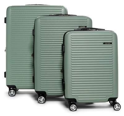 CALPAK LUGGAGE Tustin 3-Piece Spinner Luggage Set