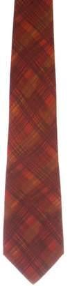 Salvatore Ferragamo Silk Abstract Tie