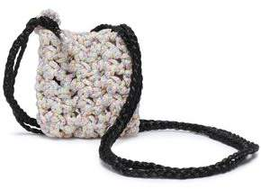 Missoni Marled Crochet-knit Coin Purse