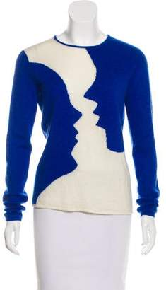Creatures of the Wind Cashmere Intarsia Sweater