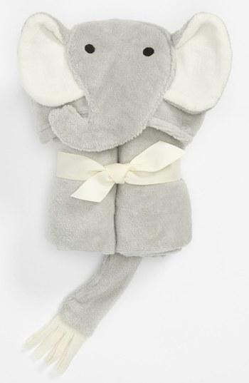 Elegant Baby Infant Bath Wrap - Grey