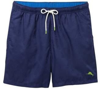 Tommy Bahama Naples Midnight Drawstring Shorts (Big & Tall)