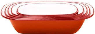 Falcon Pie Set - Pillarbox Red