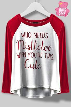 Trend:notes Who Needs Mistletoe