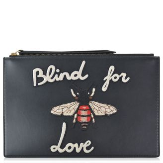 Gucci Blind For Love Clutch Bag
