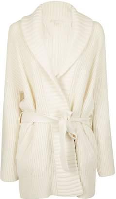 Michael Kors Tie Waist Cardi-coat