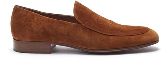 Gianvito Rossi Suede loafers