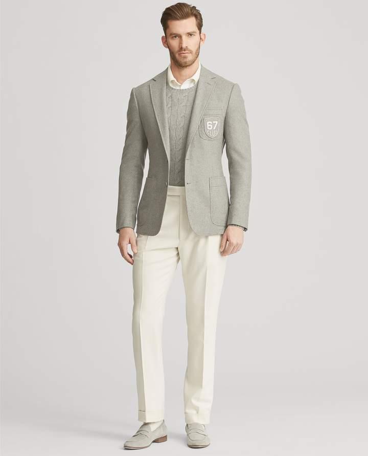 Ralph Lauren Wool Flannel Sport Coat