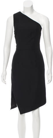Camilla And Marc Camilla and Marc One-Shoulder Sheath Dress