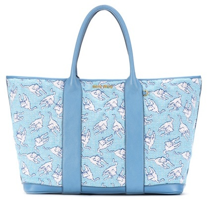 Miu Miu Miu Miu Shopper bag