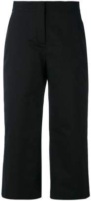 Versace cropped trousers
