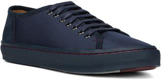 Donald J Pliner Dan Mesh Suede Sneaker