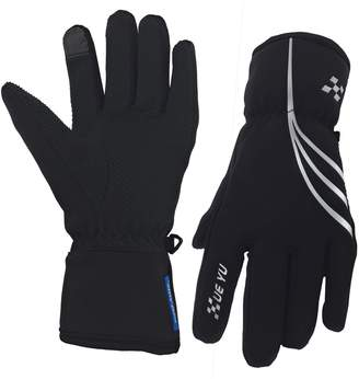 Sunshine Top Waterproof Windproof Winter touchscreen 3M Thinsulate Warm Insulated Gloves for men & women