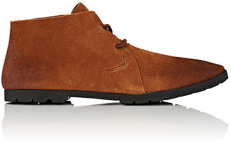 Woolrich John Rich & Bros. WOOLRICH JOHN RICH & BROS. WOMEN'S LANE SUEDE CHUKKA BOOTS $160 thestylecure.com