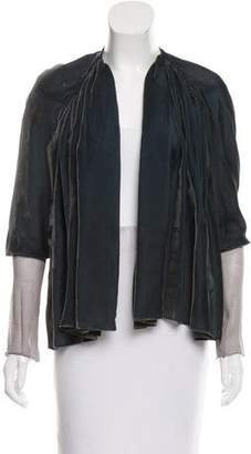 Kolor Textured Open Front Blazer w/ Tags