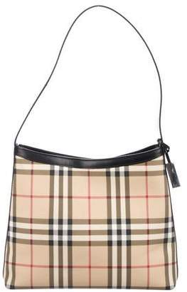 d6e82df4c06b Burberry Nova Check Shoulder Bag